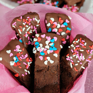 Chocolate Lover's Cookie Sticks