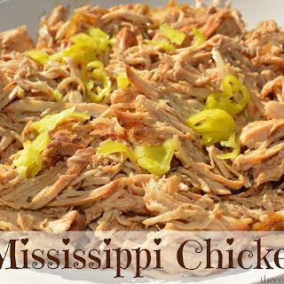 Mississippi Chicken.