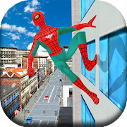 Super Spider Hero City Battle: Strange Mutant Game