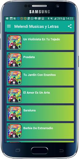 Download Melendi Musicas Y Letras Google Play Softwares