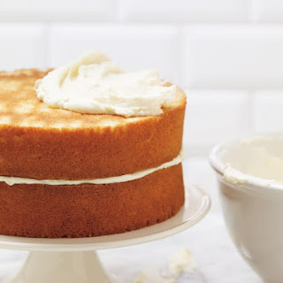 Vanilla Cake (The Best).