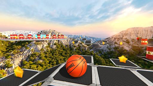 BasketRoll: Rolling Ball Game 2.1 screenshots 5