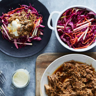 Korean Slow-cooked Pork Like No Other.