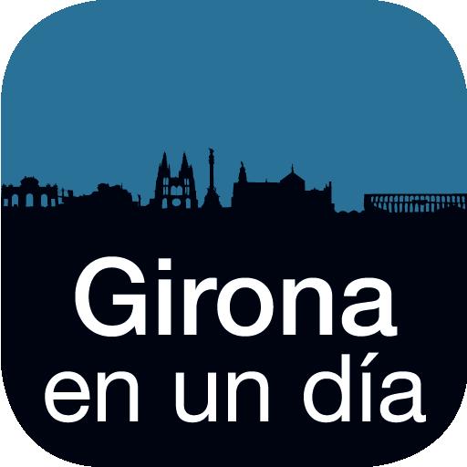 旅遊必備App Girona en 1 día LOGO-綠色工廠好玩App