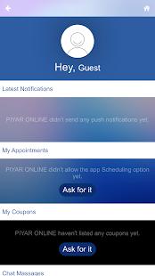 PIYAR ONLINE screenshot