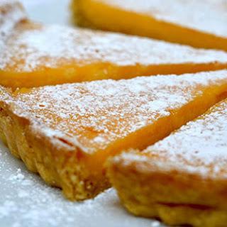 Tarte Au Citron Or Lemon Tart