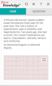 NEJM Knowledge+ IM Review screenshot 3