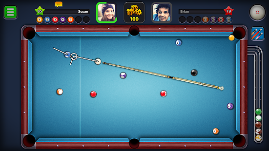8 Ball Pool 4.9.1 APK + Mod (Unlimited money) untuk android