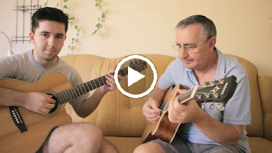 Video: 2015 06 14 - Dueling guitars
