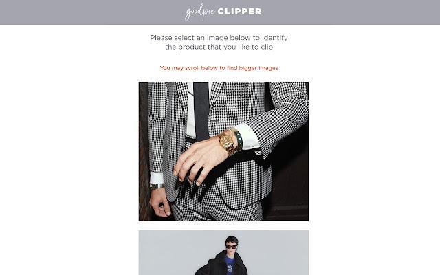 GoodPix Product Clipper