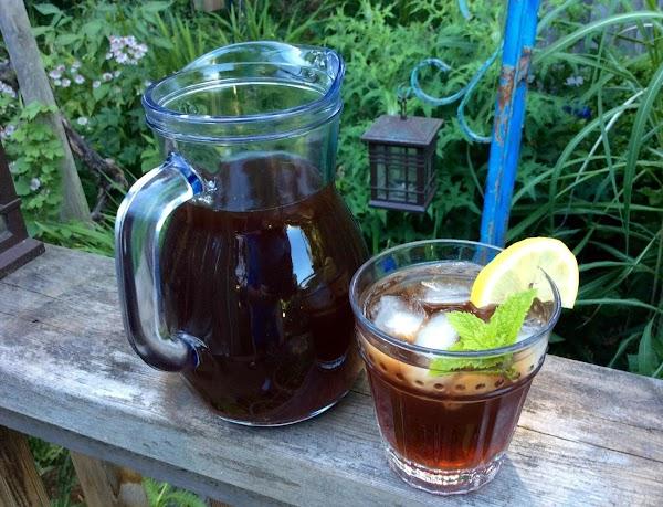 Egyptian Iced Tea Recipe
