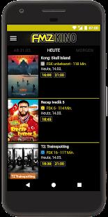 FMZ Kino - náhled