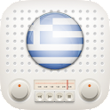 Radios Greece AM FM Free icon