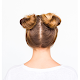 Easy Hair Bun Tutorials Step by Step APK