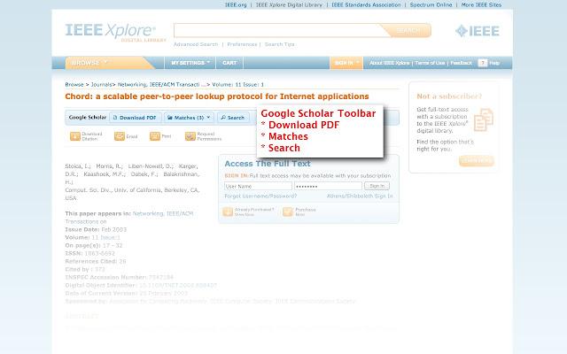 Publication Finder