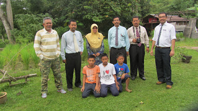 Photo: SRI school project in Malaysia.