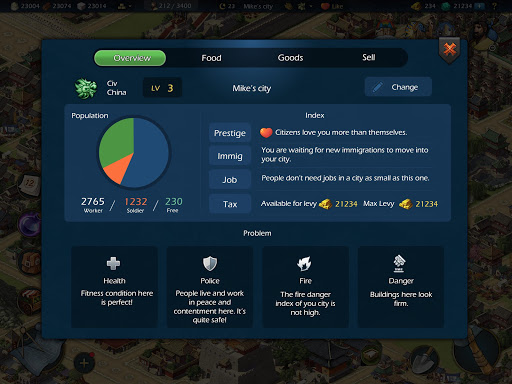 Sim Empire 3.0.0 screenshots 21