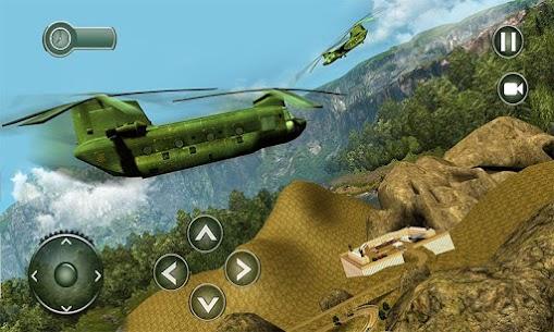 OffRoad US Army Transport Sim 3