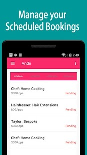Andii - The Entrepreneurs Tool - náhled
