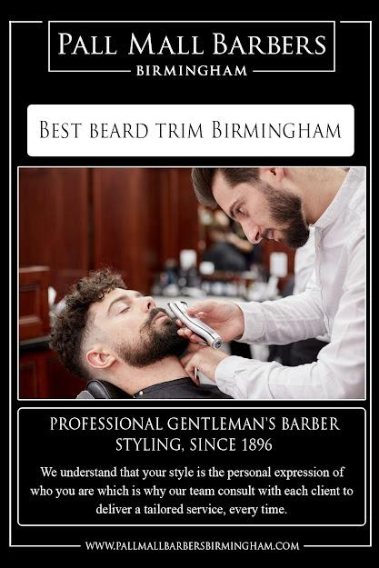 Best Beard Trim Birmingham