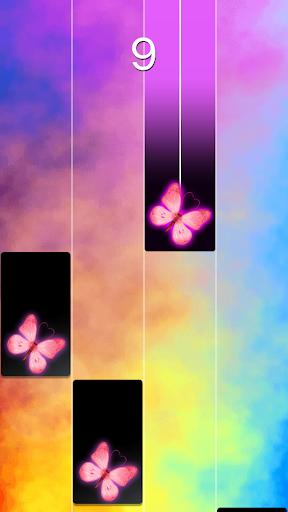 Pink Piano Music Tiles: KPOP 1.09 Screenshots 1