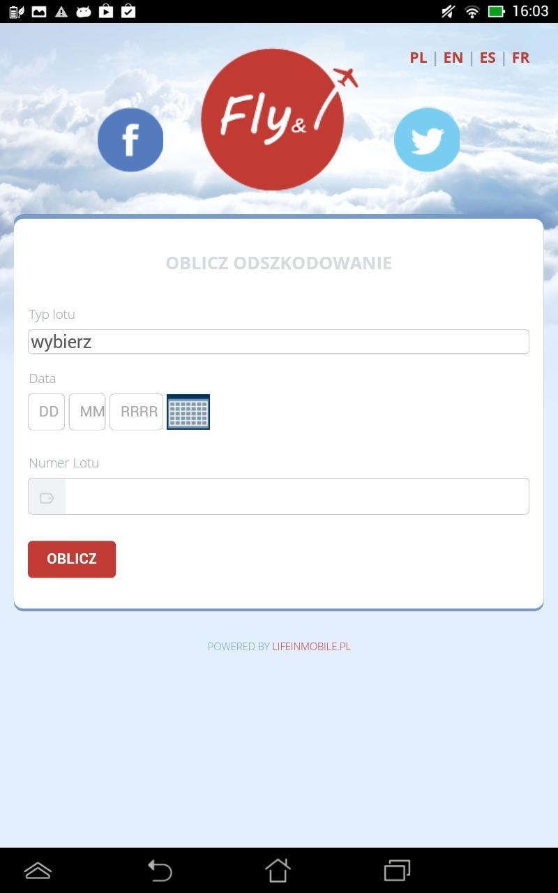 Скриншот FlyAndI