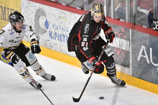 Ari gröndahls tredje mål för säsongen gav sport segern. (bild: Samppa Toivonen)