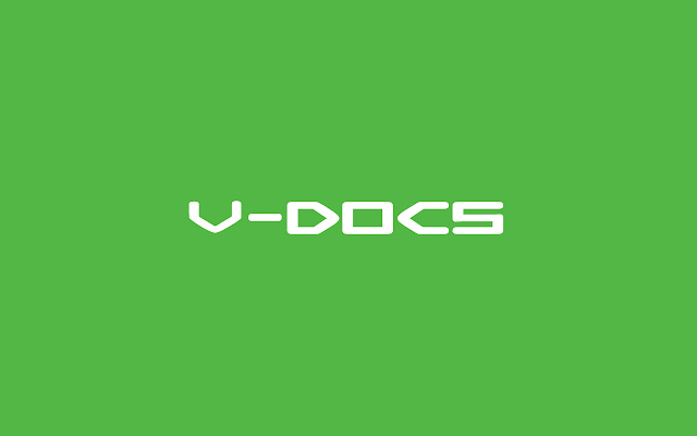V-DOCS for Chrome
