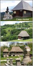 Photo: Casele memoriale Horea, Closca   si Crisan.  Casa memorială Horea - Casa memorială se află în judeţul Alba, în satul Fericet care este situat la aproximativ 3 kilometri de satul Horea. Casa în care s-a născut Horea nu mai există, dar exact pe locul acesteia, după spusele localnicilor, s-a ridicat în anul 1934 un obelisc pe care se poate citi anul naşterii - 1730, anul în care acesta a fost prins - 1784 şi anul în care a fost tras pe roată - 1785.  Muzeul este amplasat într-o căsuţă de lemn, la umbra unui frasin bătrân despre care se spune că ar fi fost plantat chiar de Horea. Acest frasin a rămas în istorie sub denumirea de Gorunul lui Horea de la Ţebea info: https://www.haisitu.ro/casa-memoriala-horea  Casa memorială Cloșca de la Cărpiniș este un muzeu ridicat recent lângă vatra casei în care a trăit Ion Oargă (1747-1785), mai bine cunoscut sub porecla de Cloșca, unul din liderii proeminenți ai răscoalei țăranilor ardeleni din 1784. info:https://ro.wikipedia.org/wiki/Casa_memorial%C4%83_Clo%C8%99ca_de_la_C%C4%83rpini%C8%99  Casa Memoriala Crisan   Locație  :  Satul Crișan, Comuna Ribița, Județul Hunedoara  Aflată în comuna Ribița, la aproximativ 15 kilometri de municipiul Brad info:http://casememoriale.ro/casa-memoriala-crisan/