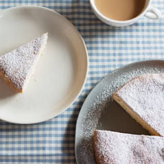 Gluten-Free Sponge Cake.