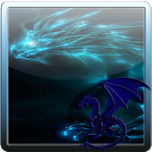 Blue Dragon Live Wallpaper