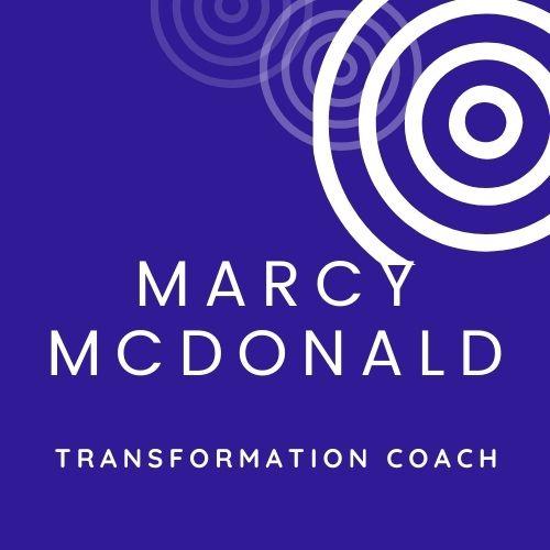 Marcy McDonald Transformation Coach Logo.