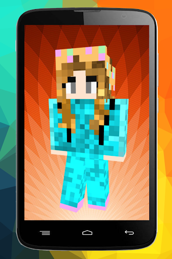 Fairy skins for Minecraft