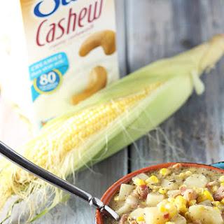 Corn Chowder {lactose-free!}