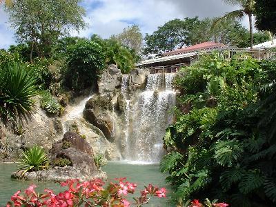 Photo Jardin botanique de Deshaies