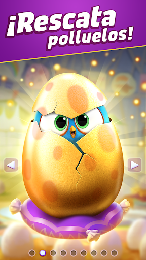 Angry Birds Match 3 screenshot 5