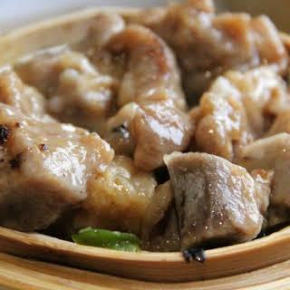 Steamed Pork Spareribs Recipes.