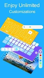 Kika Keyboard for PC-Windows 7,8,10 and Mac apk screenshot 5