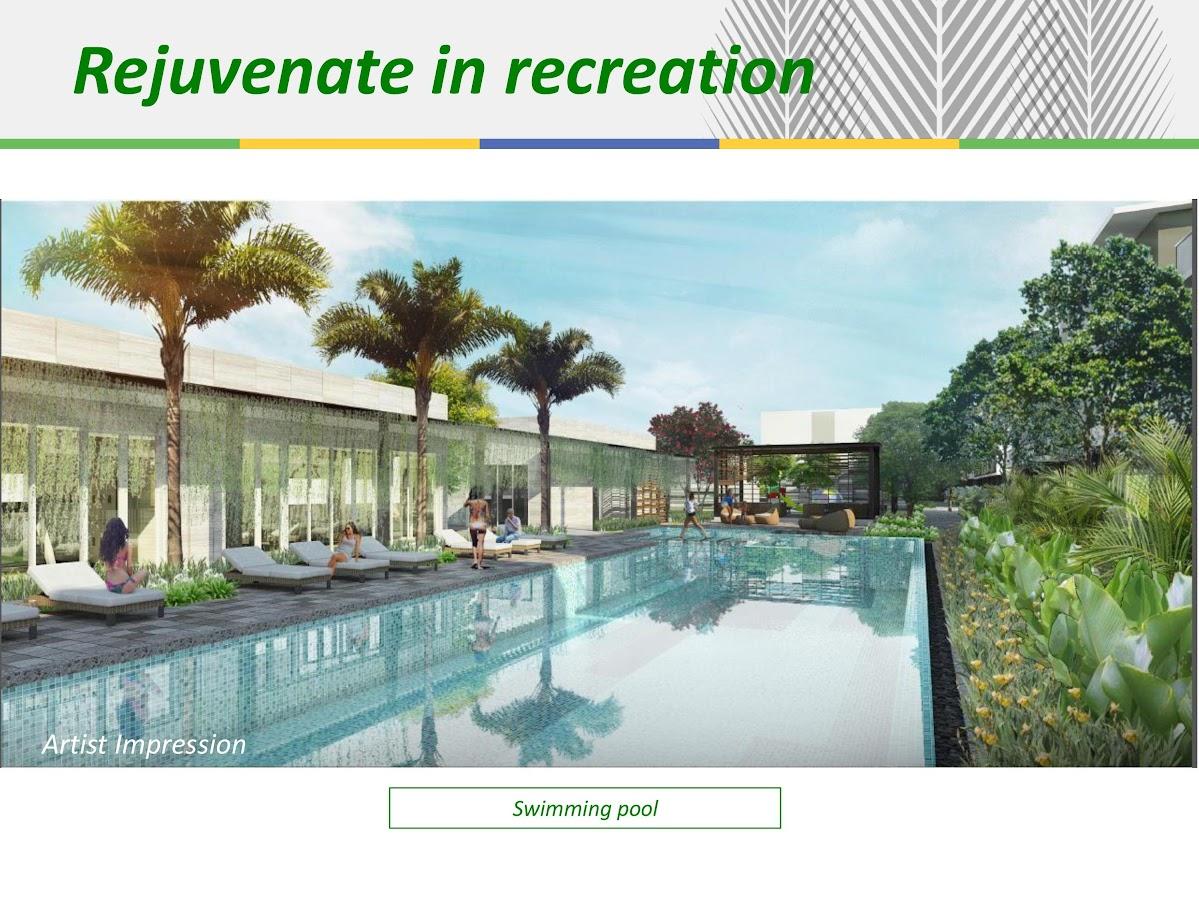Phối cảnh Palm Residence