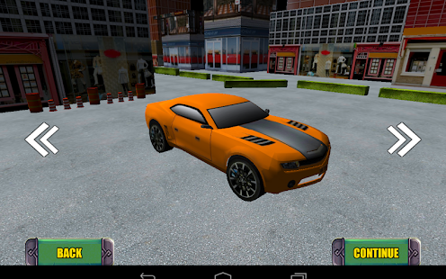 City Car Parking 3D screenshot