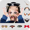 Funny Face Changer Booth icon