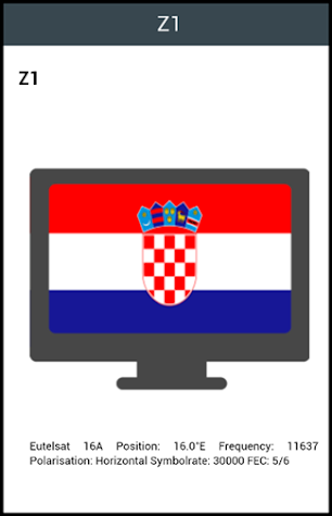 75+ Croatia Tv Apk - Croatia Tv Live Screenshot 1 5, TV