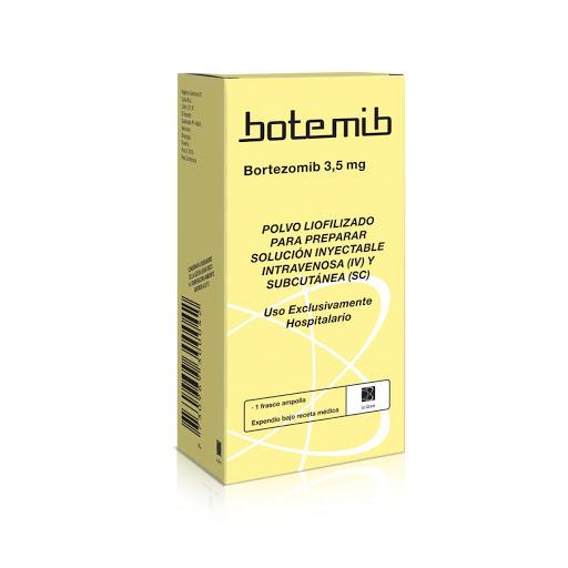 Bortezomib Botemib 3,5 mg x 1 Ampolla