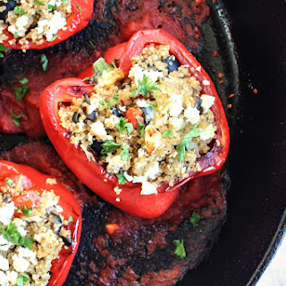 Best Quinoa Stuffed Peppers