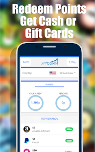 Appdown - Rewards & Gift Cards- screenshot thumbnail
