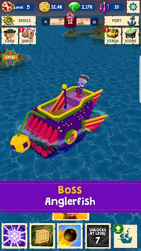 Holy Ship! Pirate Action 1.3.9 Screenshots 7
