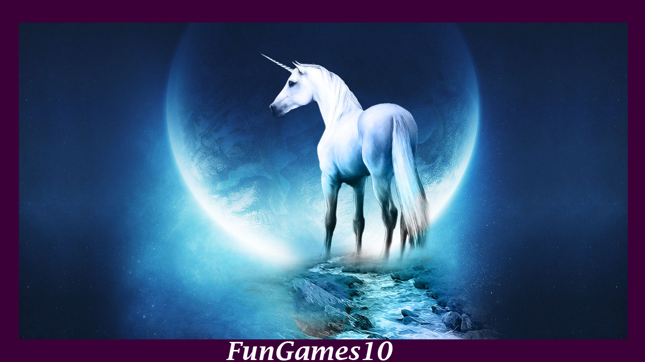 Hd wallpaper unicorn - Unicorn Hd Wallpaper Screenshot