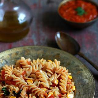 Pasta With Marinara Sauce