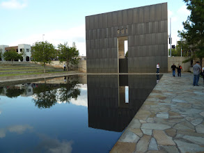 Photo: Le Mémorial de l'attentat d'Oklahoma City