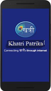 Khatri Patrika - náhled
